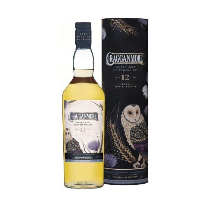 Cragganmore 12 Year Old Special Releases 2019 with box