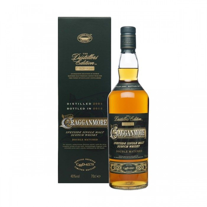 Cragganmore Distillers Edition with box