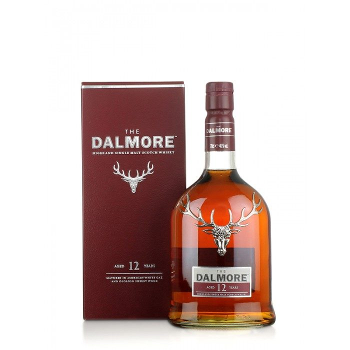 Dalmore 12 Year Old with box