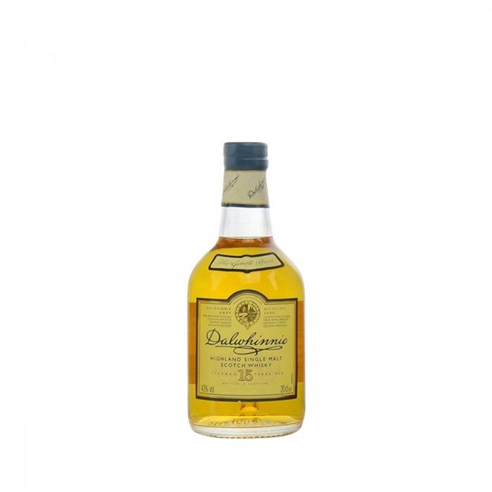 Dalwhinnie 15 year old 20cl