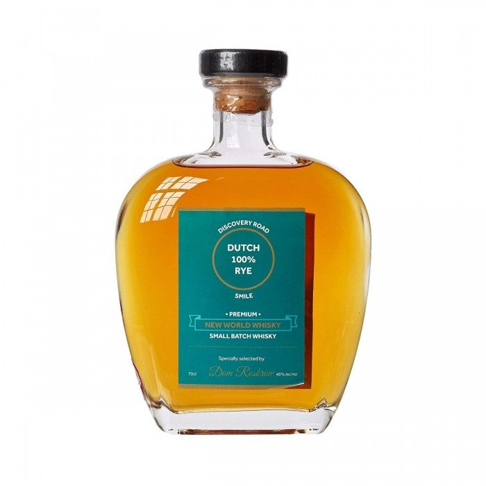 Discovery Road Smile Rye Whisky