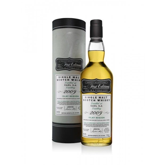 First Editions Caol Ila 2009