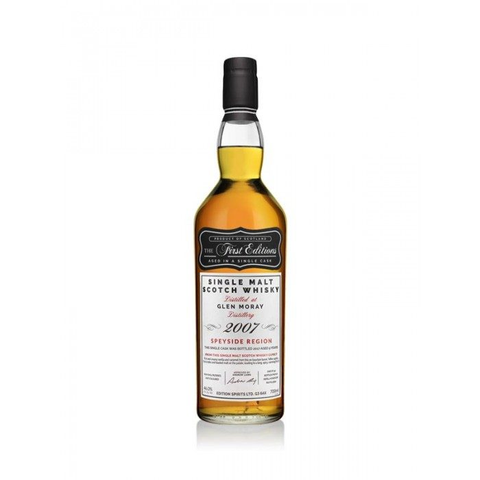 First Editions Glen Moray 2007