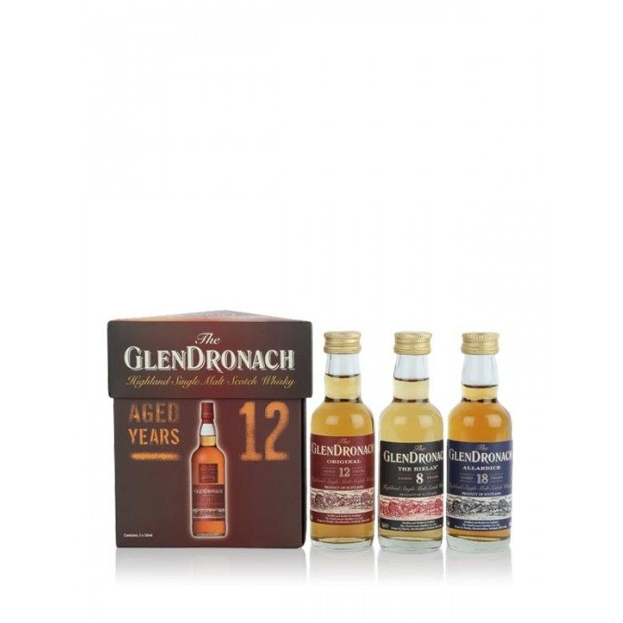 GlenDronach Classic Gift Pack