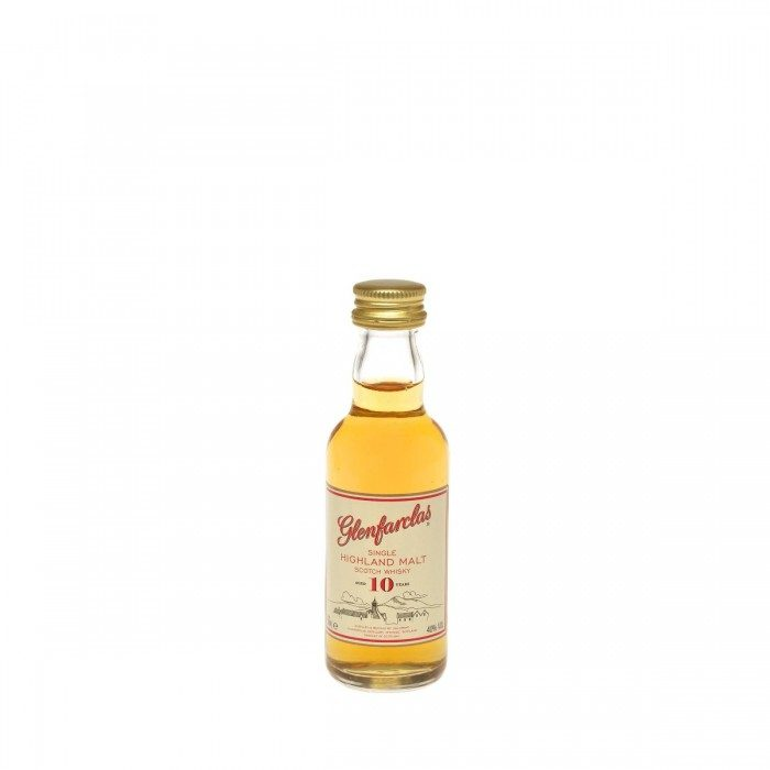 Glenfarclas 10 year old 5cl