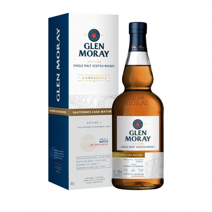 Glen Moray 2006 Sauternes Cask