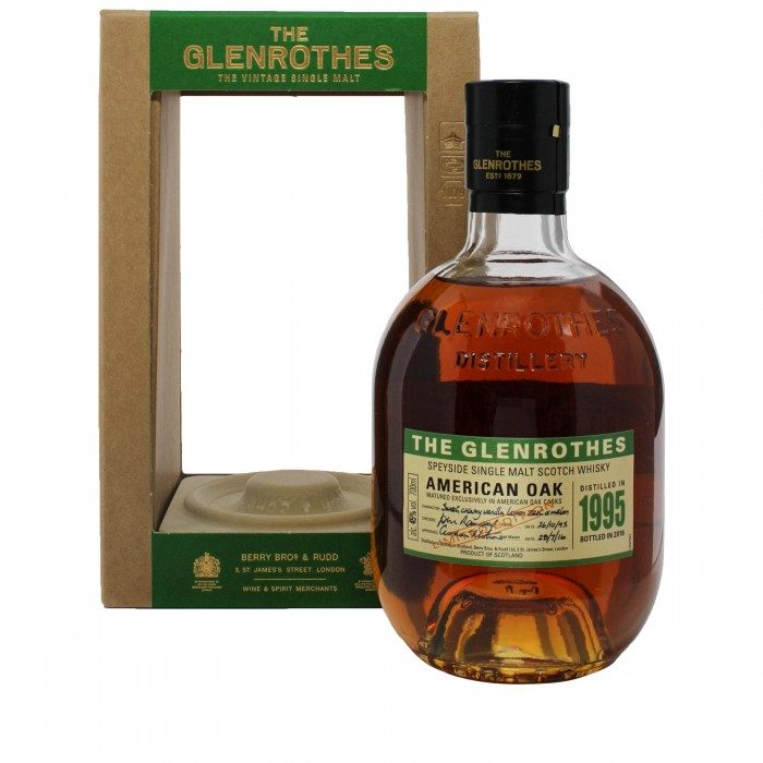 Glenrothes 1995 with box
