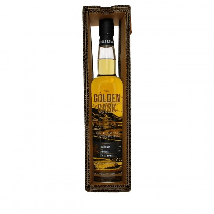 Golden Cask Bowmore 13 Year Old