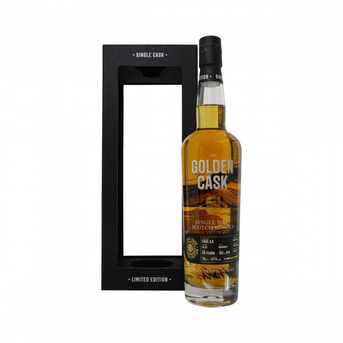Golden Cask Caol Ila 35 Year Old