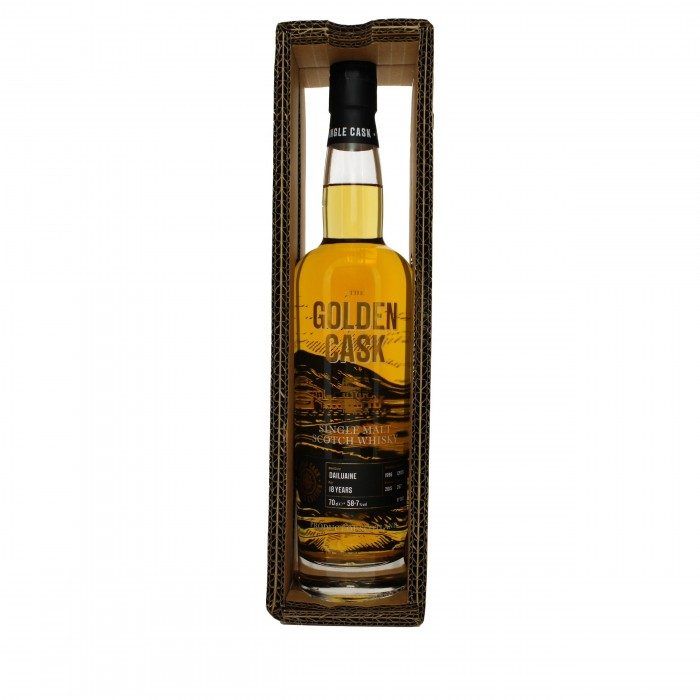 Golden Cask Dailuaine 18 Year Old