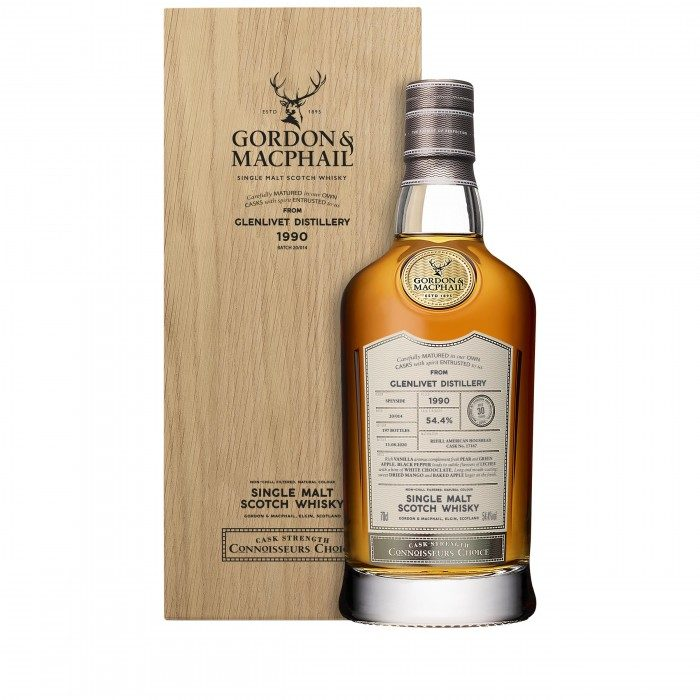 The Glenlivet 1990 30 Year Old Connoisseur's Choice