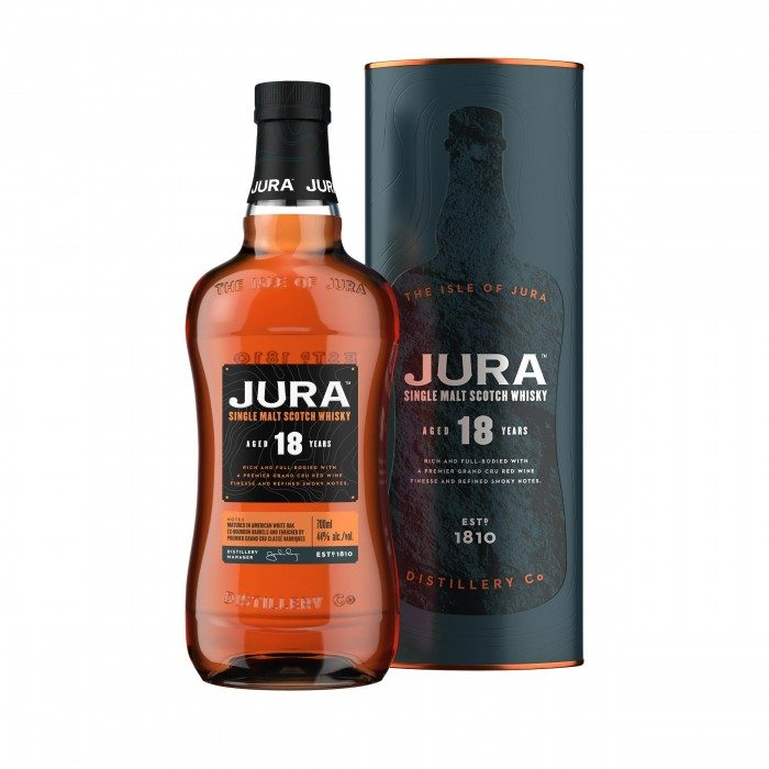 Jura 18 Year Old with box