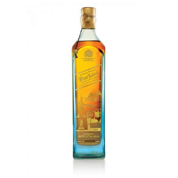 Johnnie Walker Blue Label Edinburgh Edition
