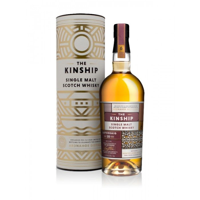 Laphroaig Kinship 20 year old