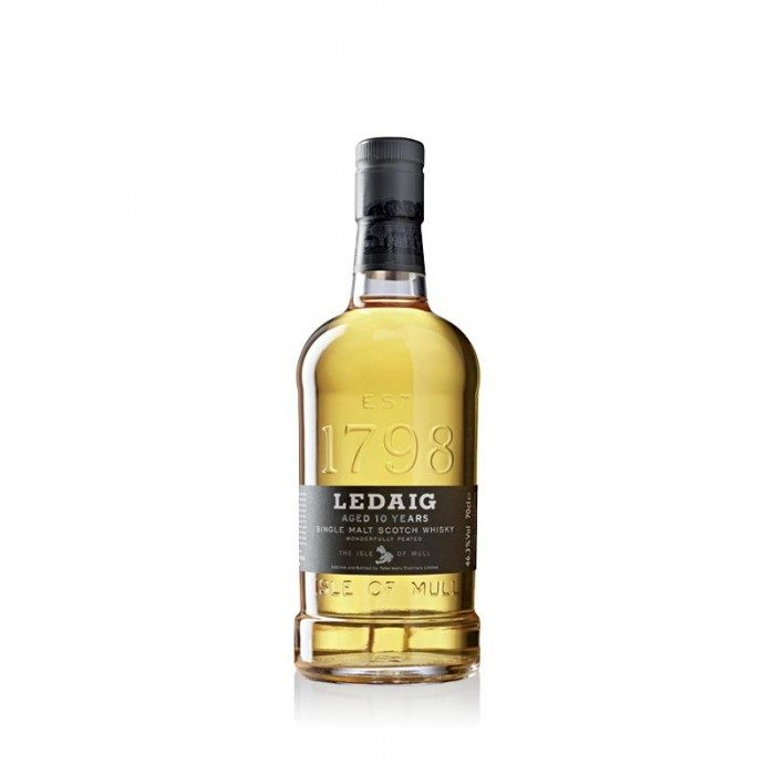 Ledaig 10 year old Un Chill Filtered