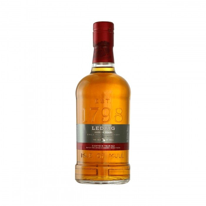 Ledaig 18 Year Old