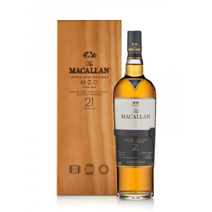 Macallan 21 ans Fine Oak