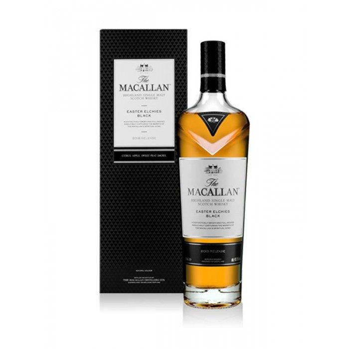 Macallan Easter Elchies Black with box