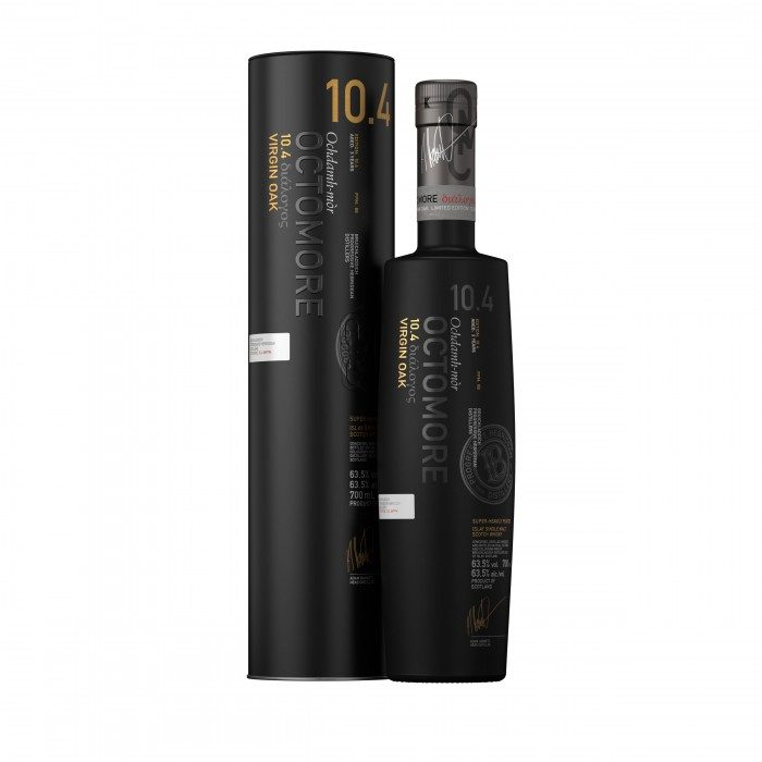 Octomore 10.4 Dialogos Virgin Oak
