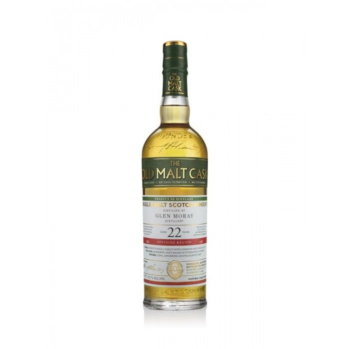 Old Malt Cask Glen Moray 22 Year Old