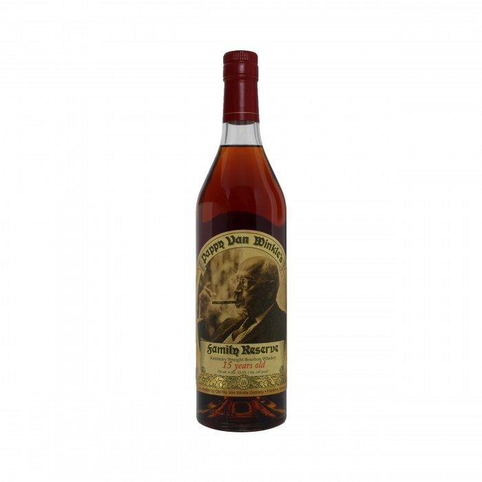 Pappy Van Winkle's Family Reserve 15 Year Old