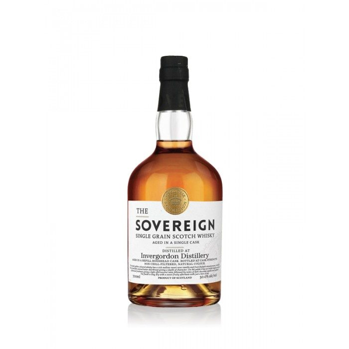Invergordon 50 Year Old The Sovereign