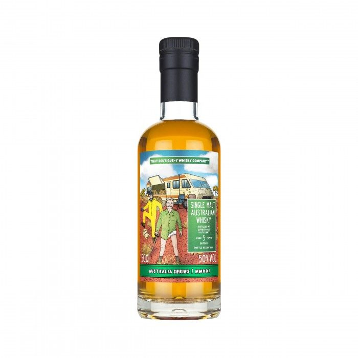 Bakery Hill 5 Year Old Australia Series That Boutique-y Whisky Company
