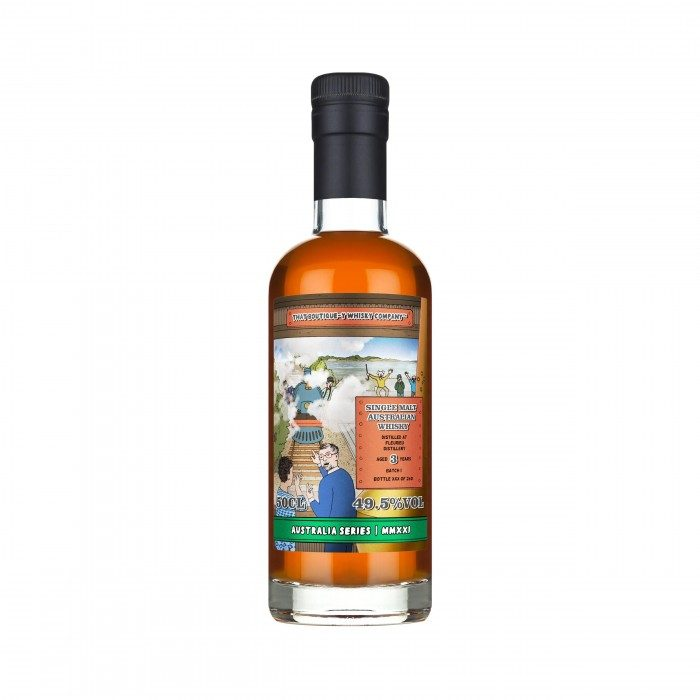 Fleurieu 3 Year Old Australia Series That Boutique-y Whisky Company