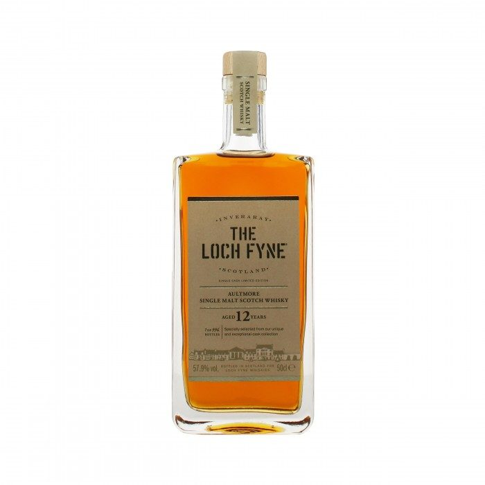 The Loch Fyne Aultmore 12 Year Old