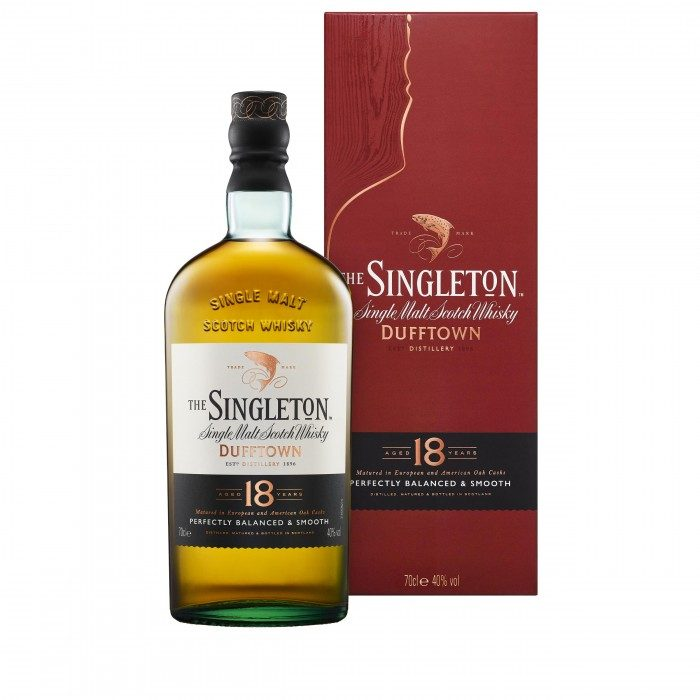 Singleton of Dufftown 18 Year Old