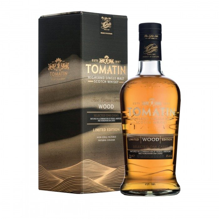 Tomatin Wood Limited Edition with box