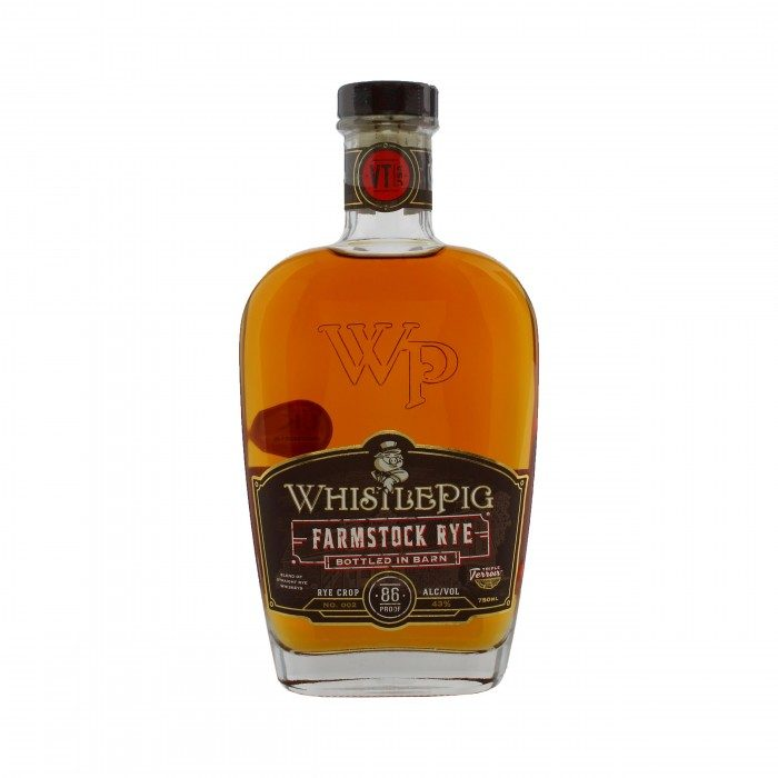 WhistlePig Farmstock Rye Crop No. 002