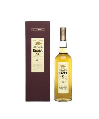 Brora 1977 37 year old Special Release 2015