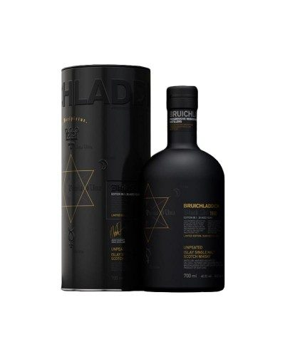 Bruichladdich Black Art 6 & free glass