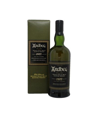 Ardbeg 1977 Limited Edition with box