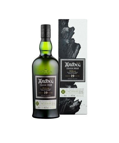 Ardbeg Traigh Bhan 19 Year Old with box