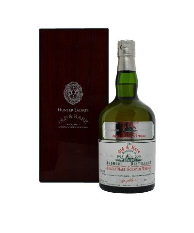 Ardmore 31 Year Old Platinum Old & Rare with case