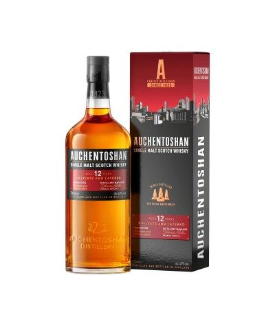 Auchentoshan 12 Year Old with box