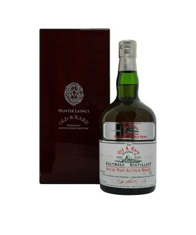 Aultmore 37 Year Old Platinum Old & Rare with case