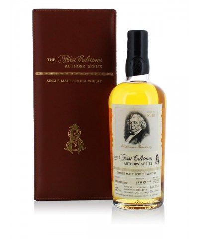 Authors' Series Tullibardine 1993 25 Year Old - William Thackeray