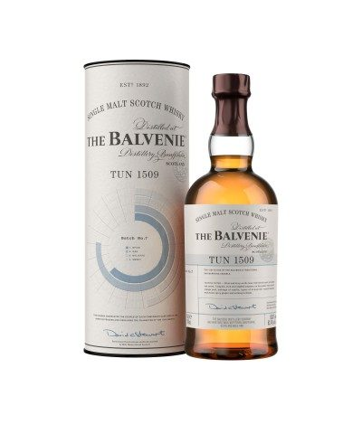 The Balvenie Tun 1509 Batch 7 with box