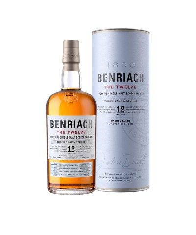 Benriach The Twelve with box