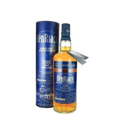 BenRiach 2005 Whisky Shop Exclusive
