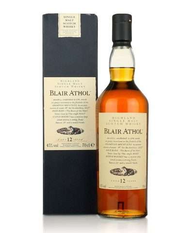 Blair Athol 12 Year Old with box