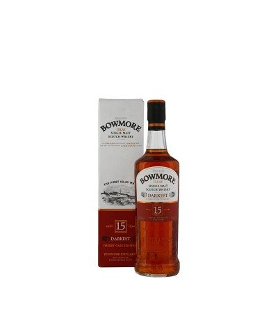 Bowmore 15 Year Old 35cl with box