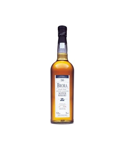 Brora 30 Year Old 2002 1st Release