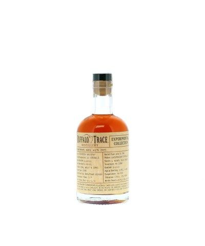 Buffalo Trace Oats Collection Experiment