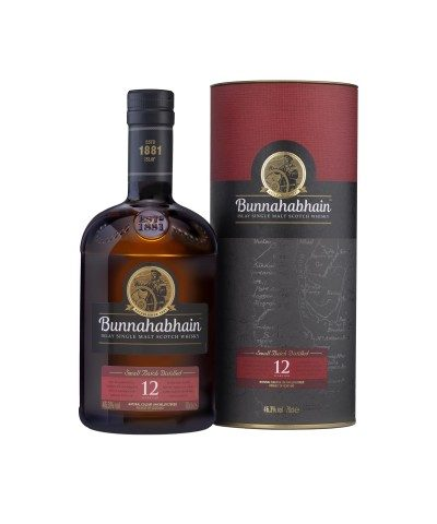 Bunnahabhain 12 Year Old with box