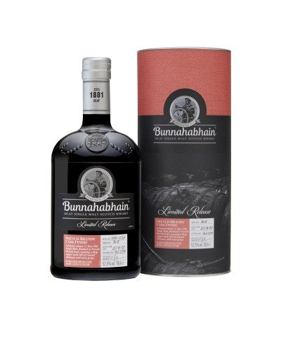 Bunnahabhain 2007 French Brandy Finish with box