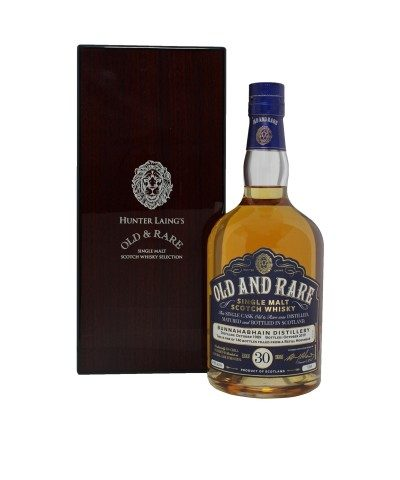Old & Rare Bunnahabhain 30 Year Old with case